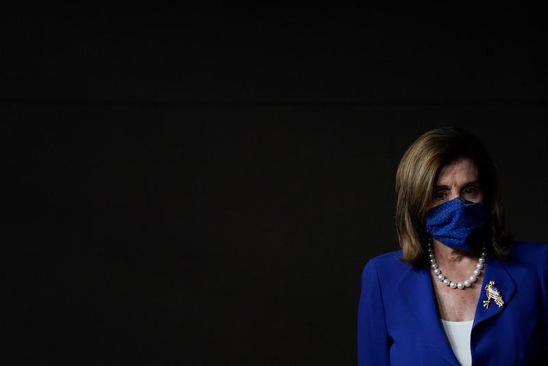 Hạ viện Mỹ bắt buộc nhân viên đeo khẩu trang - ảnh 1