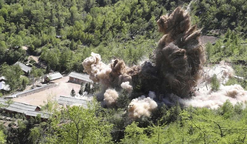 Trung Quốc là rào cản khiến Mỹ khó tiếp cận Triều Tiên - ảnh 2