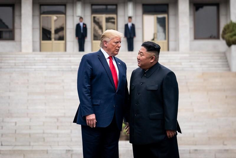 Trung Quốc là rào cản khiến Mỹ khó tiếp cận Triều Tiên - ảnh 1