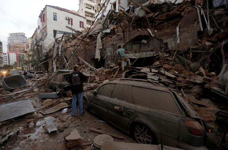 Nổ ở Lebanon: Giống tận thế - ảnh 4