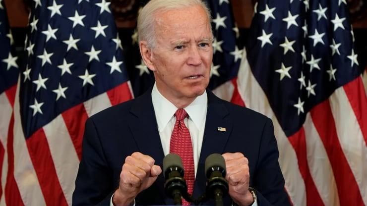 Đảng Dân chủ Mỹ chính thức đề cử ông Biden tranh cử tổng thống - ảnh 2