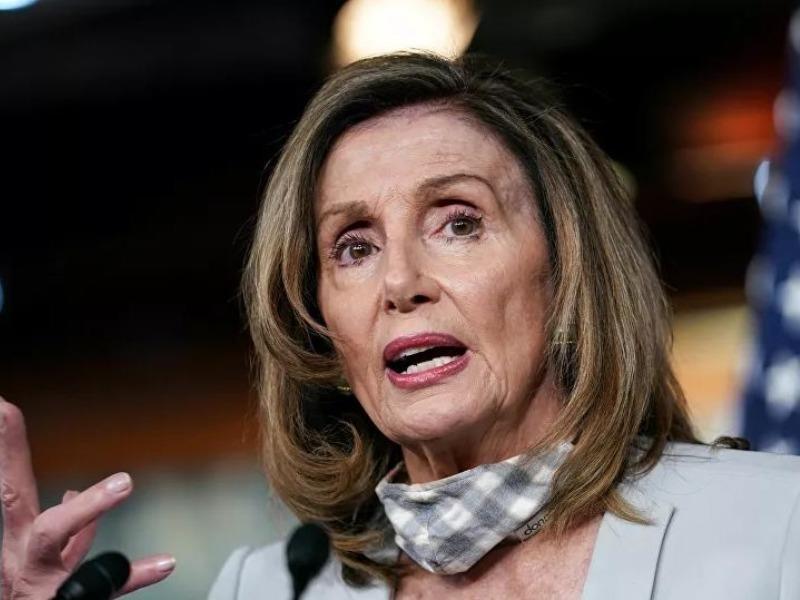 Bà Pelosi: Tổng thống Trump phát ngôn 'rất nguy hiểm' về FDA - ảnh 1