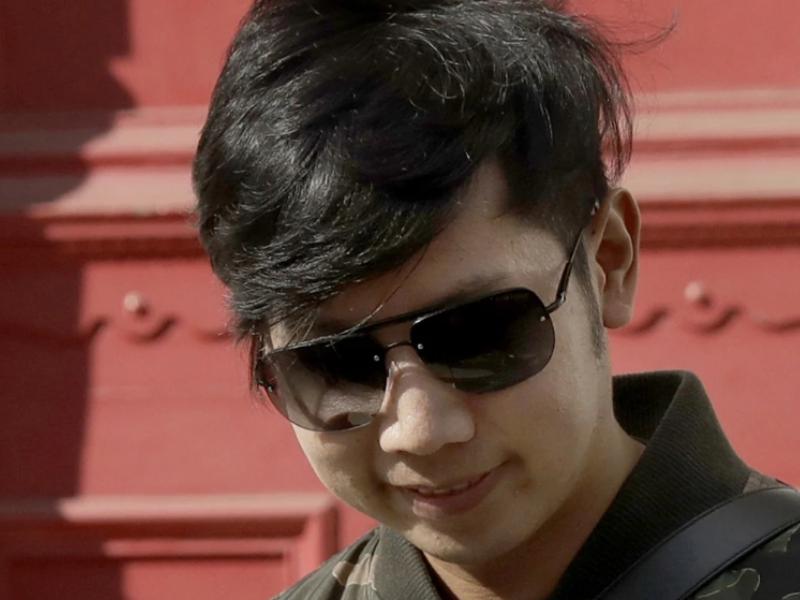 Người thừa kế Red Bull Thái tông chết cảnh sát rồi bỏ trốn - ảnh 1