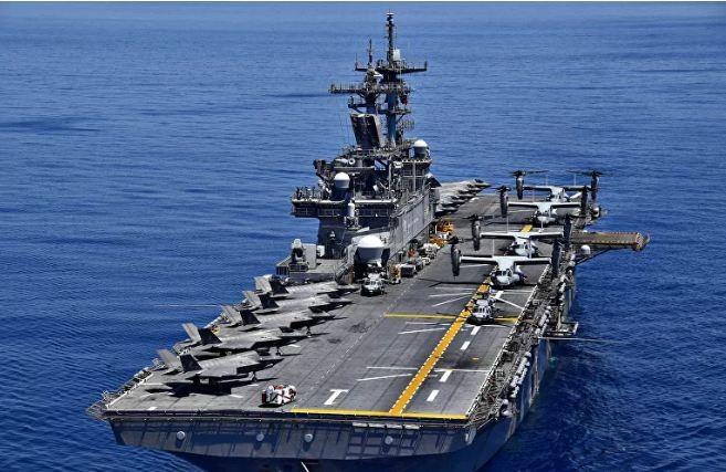 Bắc Kinh cảnh báo 'tai nạn quân sự' nếu tàu Mỹ vào Biển Đông - ảnh 1
