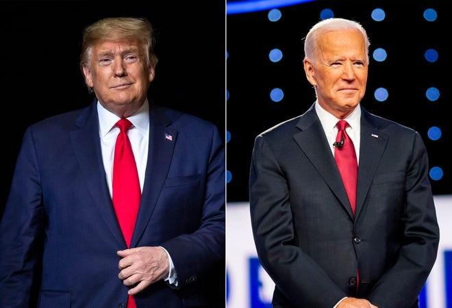 Ông Trump đặt biệt danh mới cho ông Biden - ảnh 1