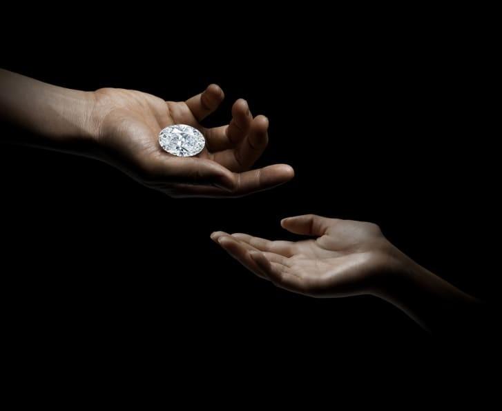 Viên kim cương 102,39 carat có thể được đấu giá 700 tỉ đồng - ảnh 2