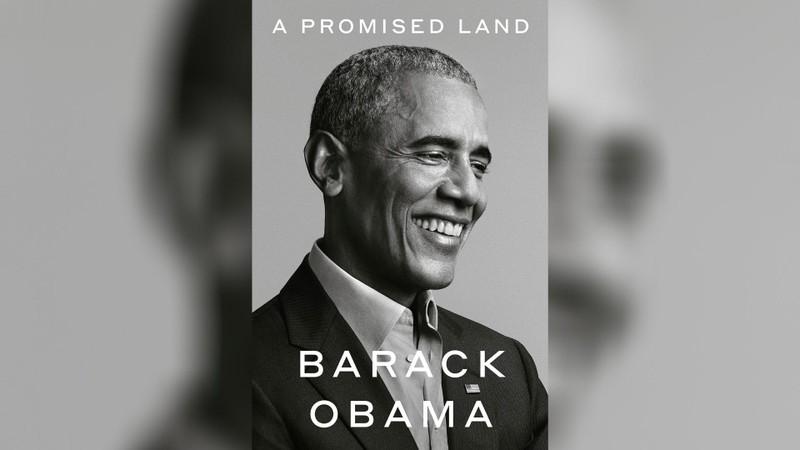 Cựu Tổng thống Obama sẽ ra hồi ký sát sau bầu cử Mỹ  - ảnh 1