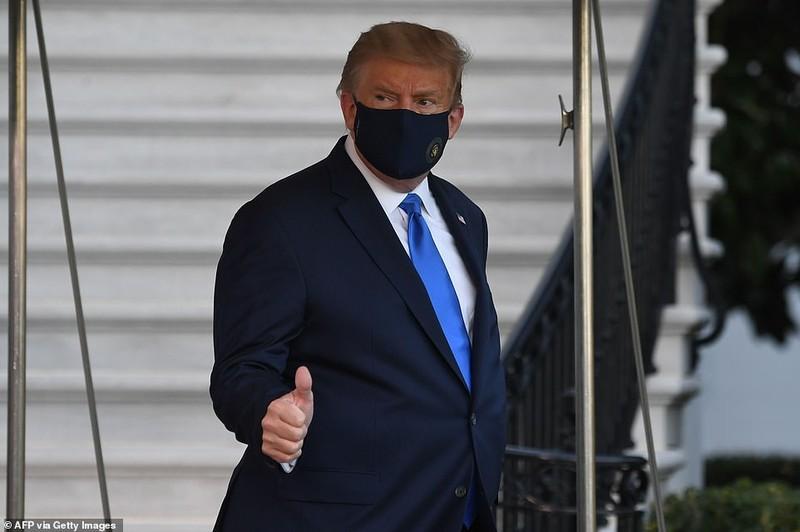 Bệnh viện điều trị ông Trump đẳng cấp ra sao? - ảnh 8