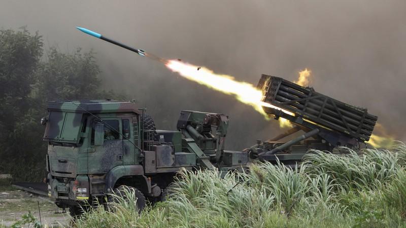 Mỹ duyệt bán 135 tên lửa hành trình tầm xa cho Đài Loan - ảnh 1