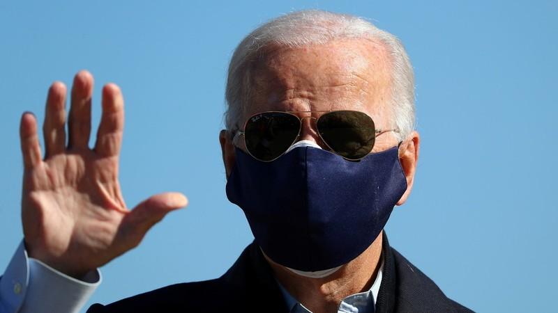 Ông Biden lên tiếng về thông tin con trai ông tham nhũng - ảnh 1