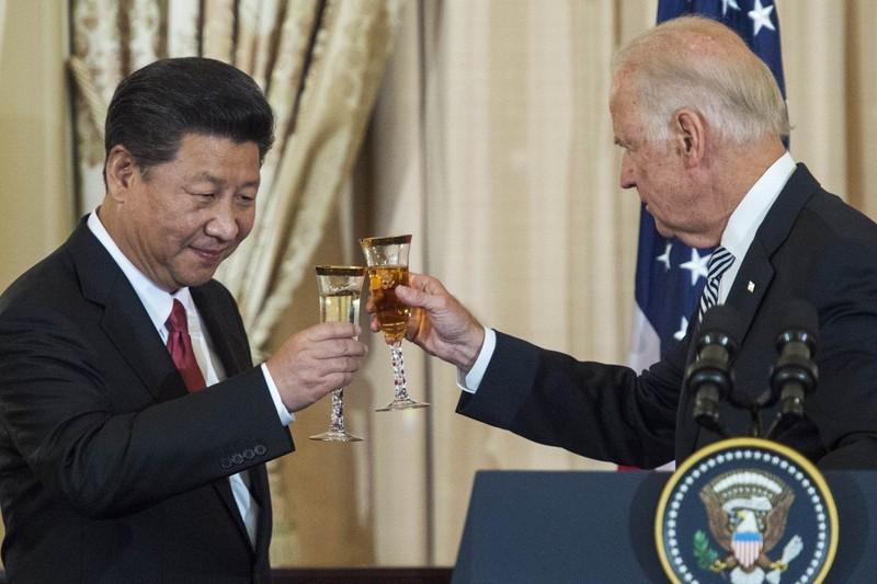 Trung Quốc chúc mừng ông Biden thắng cử - ảnh 1