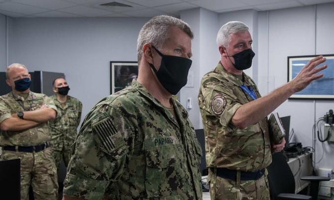 Tư lệnh Hải quân Mỹ: Iran thận trọng và đáng tôn trọng hơn - ảnh 1