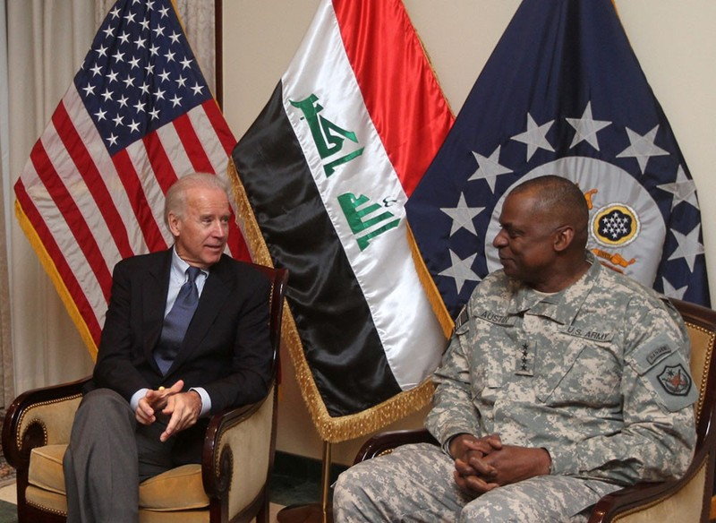 Mỹ có Bộ trưởng quốc phòng da màu đầu tiên trong lịch sử - ảnh 1