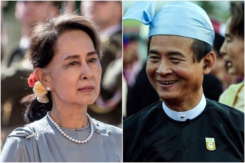 Quân đội Myanmar nắm quyền, ban bố 1 năm tình trạng khẩn cấp  - ảnh 1