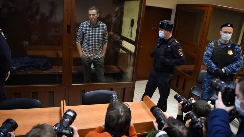 Ông Navalny bất ngờ bị phạt thêm 11.500 USD - ảnh 1