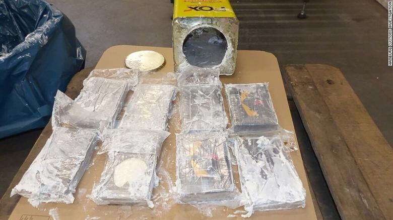 Đức, Bỉ thu giữ lô ma túy 23 tấn, chưa từng có ở châu Âu  - ảnh 1