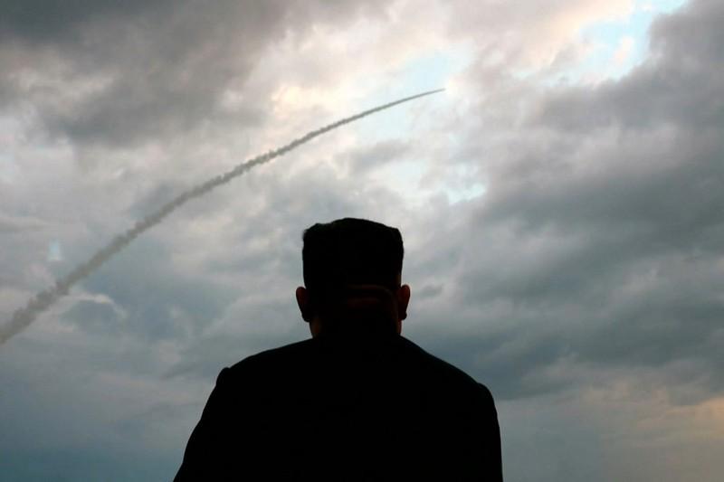 Triều Tiên tiếp tục phóng tên lửa sau khi ông Biden lên tiếng - ảnh 1