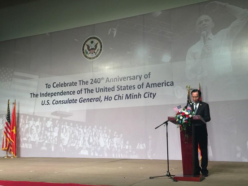 Ông Lê Thanh Liêm, Phó chủ tịch UBND TP.HCM