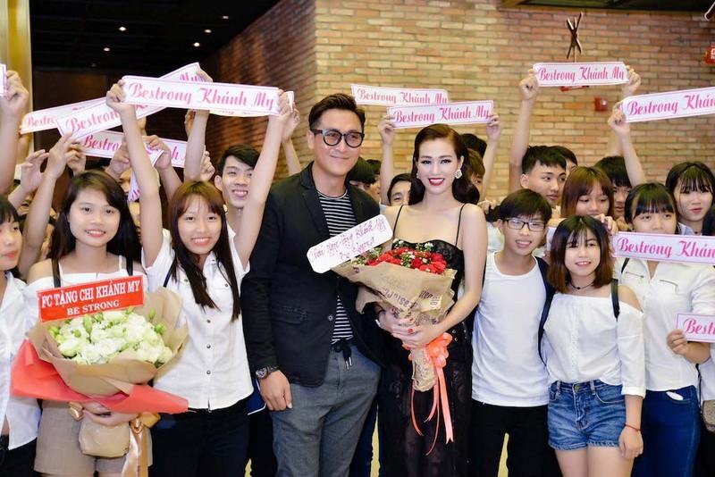 Sao TVB Mã Đức Chung bất ngờ đến chúc mừng Khánh My - ảnh 3