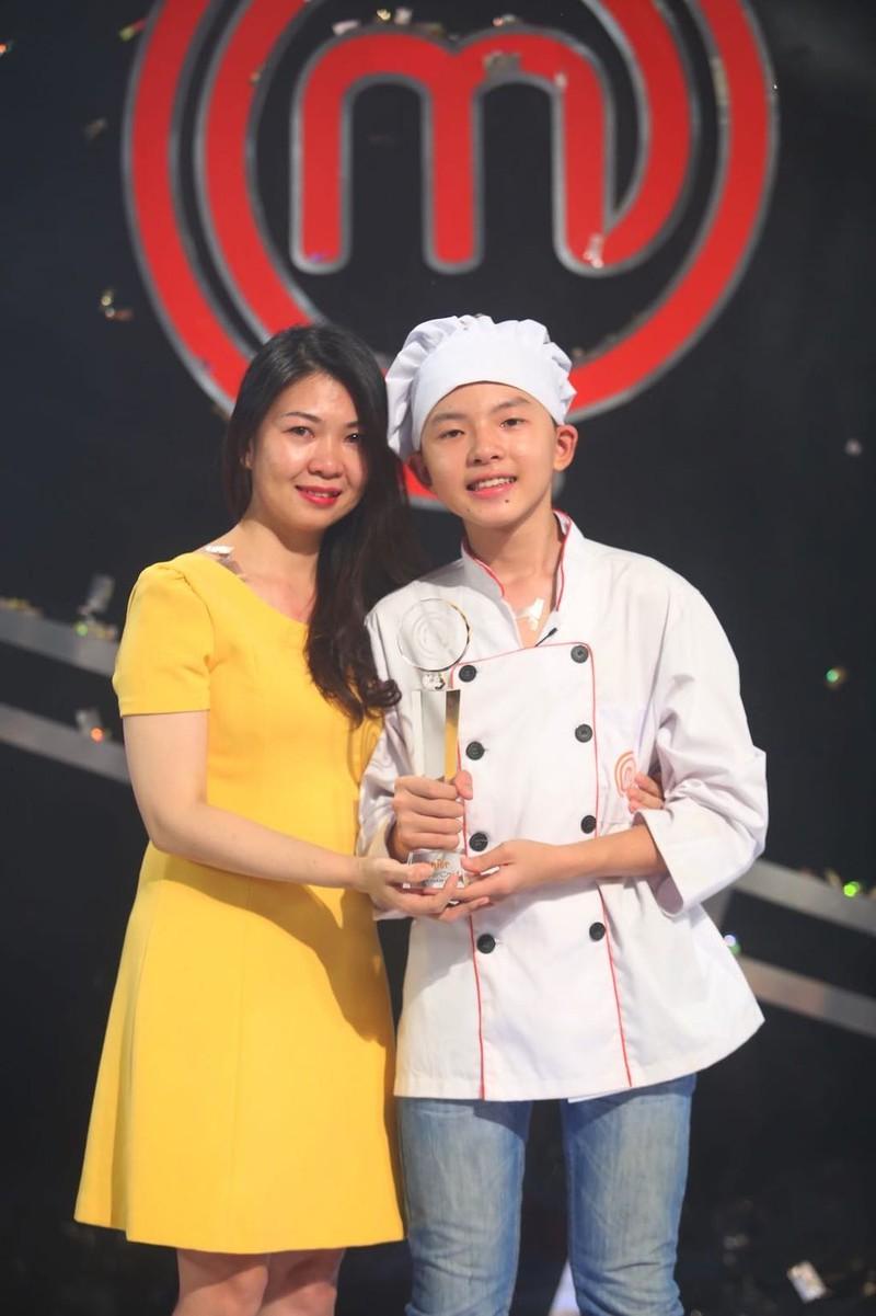 Thanh Hải trở thành Vua đầu bếp nhí mùa đầu tiên - ảnh 2