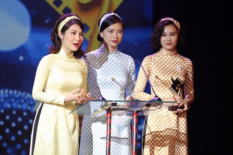 Hội Cô Ba Sài Gòn gồm Diễm My 9x, Ngô Thanh Vân và Ninh Dương Lan Ngọc