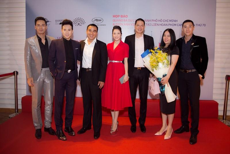 Lý Nhã Kỳ chi 25 tỉ quảng bá Việt Nam ở LHP Cannes - ảnh 6