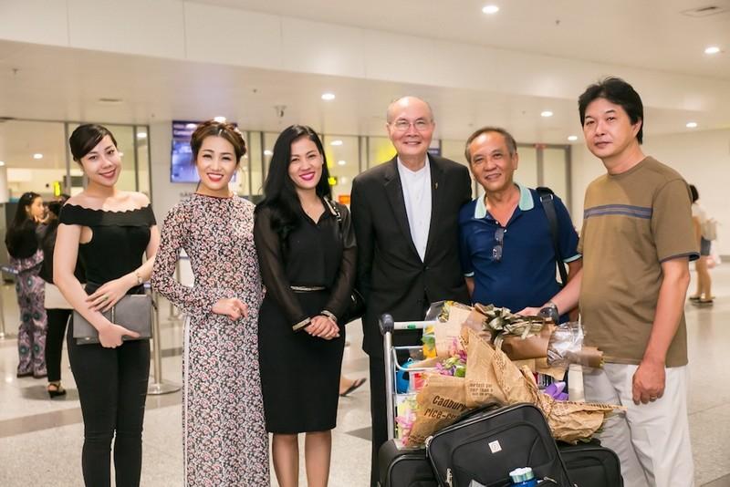 Nhạc sĩ Vũ Thành An trở về Hà Nội chuẩn bị live show - ảnh 1