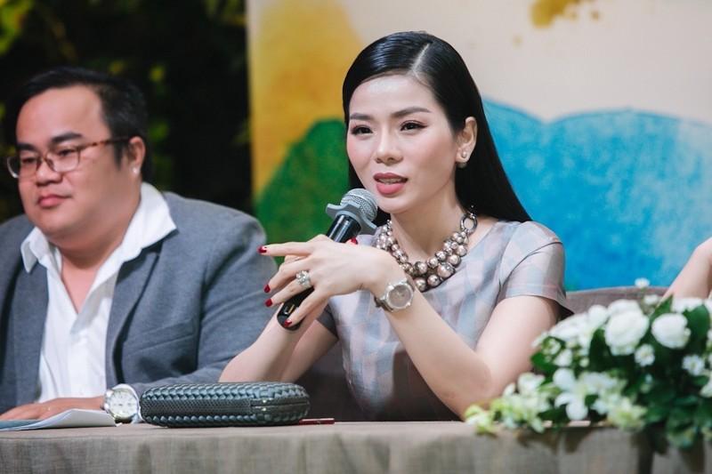 Hương Lan đặt nhiều câu hỏi khi được mời sô tại TP.HCM - ảnh 3