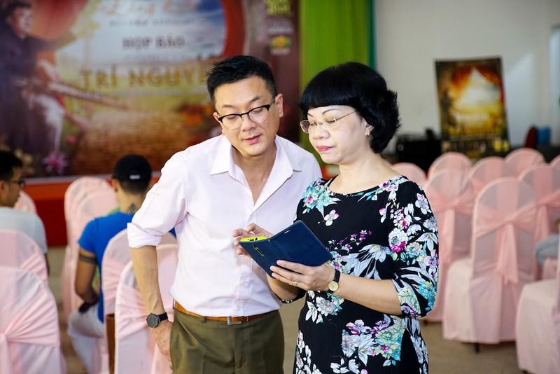 Nghệ sĩ Trí Nguyễn diễn Lý Mười Thương theo điệu bolero - ảnh 1