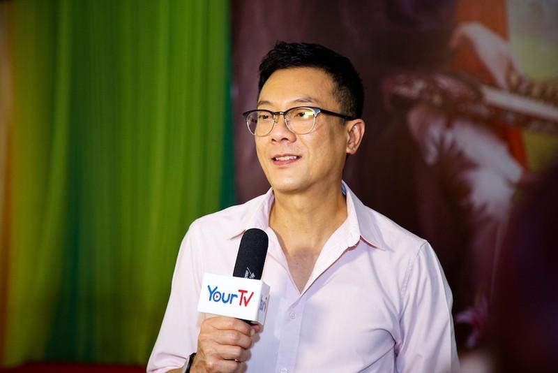 Nghệ sĩ Trí Nguyễn diễn Lý Mười Thương theo điệu bolero - ảnh 2