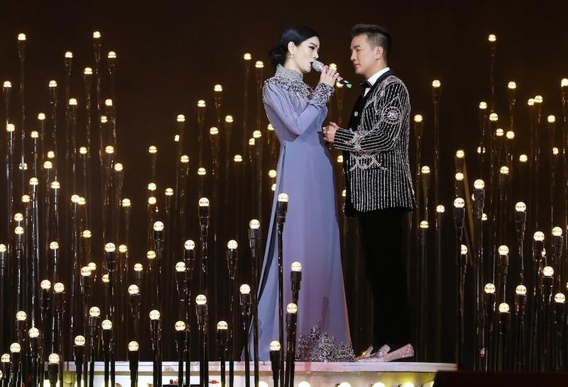 Đàm Vĩnh Hưng và Lệ Quyên lần đầu làm live show chung - ảnh 2