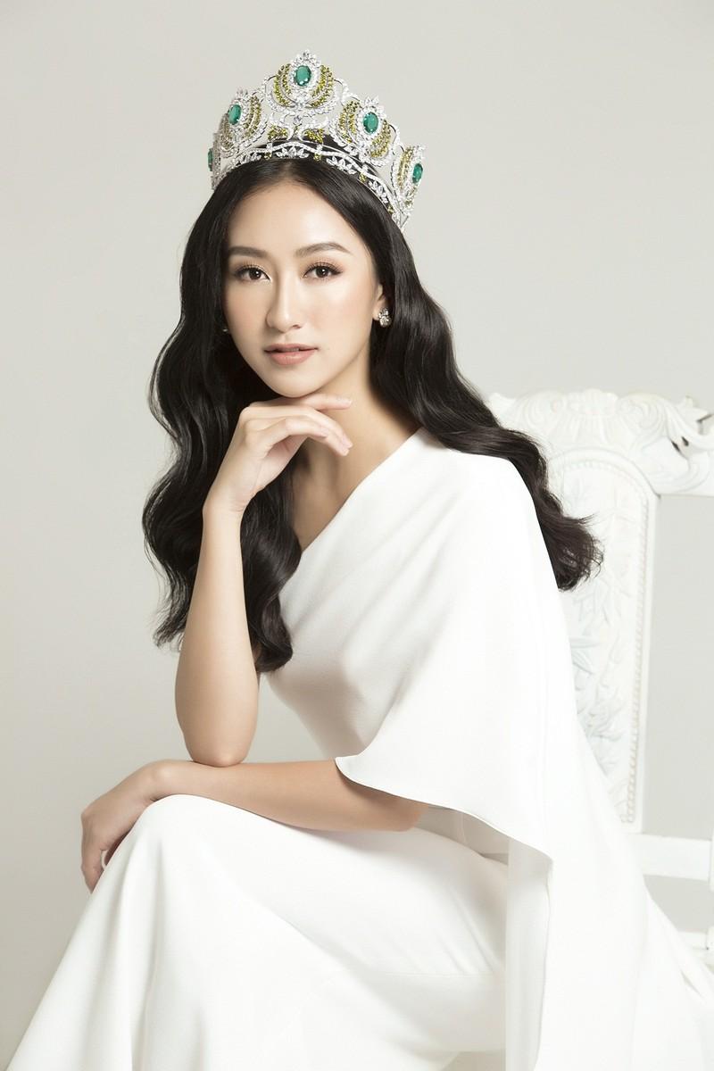 Hà Thu làm giám khảo Hoa hậu Đại sứ du lịch thế giới - ảnh 1