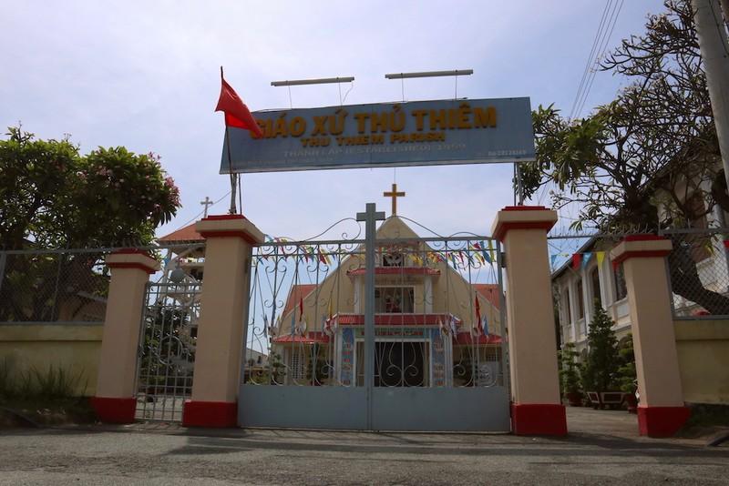 Cận cảnh nhà thờ, nhà dòng Thủ Thiêm gần 180 tuổi - ảnh 5