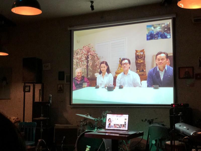 Tai biến 19 năm, nhạc sĩ Lam Phương luôn hy vọng ngày về VN - ảnh 1