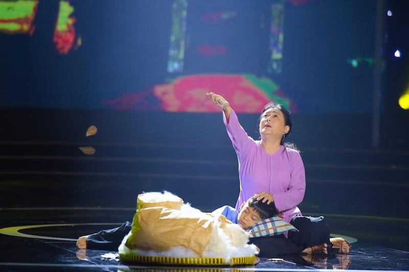 Sao nối ngôi: Hát về mẹ, Triệu Lộc làm cha rơi nước mắt - ảnh 3