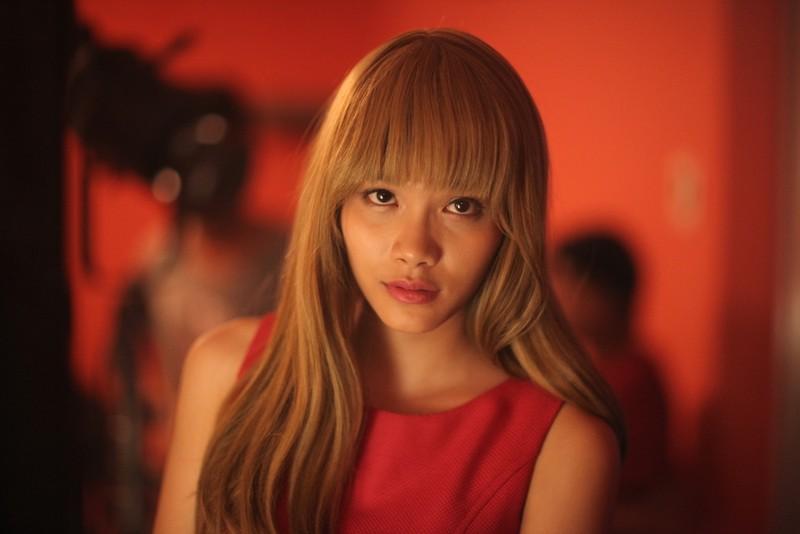 Nữ diễn viên 21 tuổi nóng bỏng với gần chục vai phản diện - ảnh 3