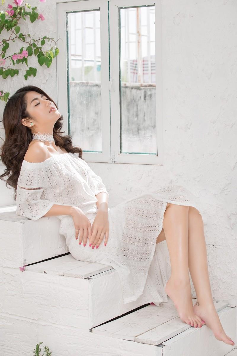 Đàm Phương Linh, 1 hotgirl lại sợ mạng xã hội - ảnh 2