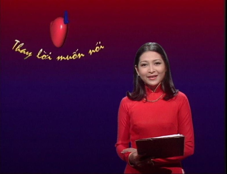 'Thay lời muốn nói' sẽ không còn MC Quỳnh Hương - ảnh 1