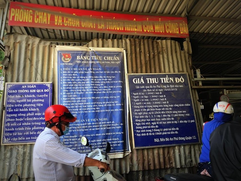 Từ giã đò ngang, những chuyến phà cũng dần xa Sài Gòn - ảnh 3