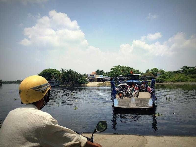 Từ giã đò ngang, những chuyến phà cũng dần xa Sài Gòn - ảnh 4