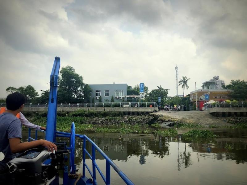 Từ giã đò ngang, những chuyến phà cũng dần xa Sài Gòn - ảnh 9