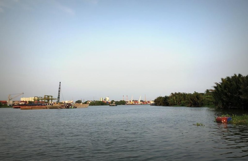 Từ giã đò ngang, những chuyến phà cũng dần xa Sài Gòn - ảnh 7
