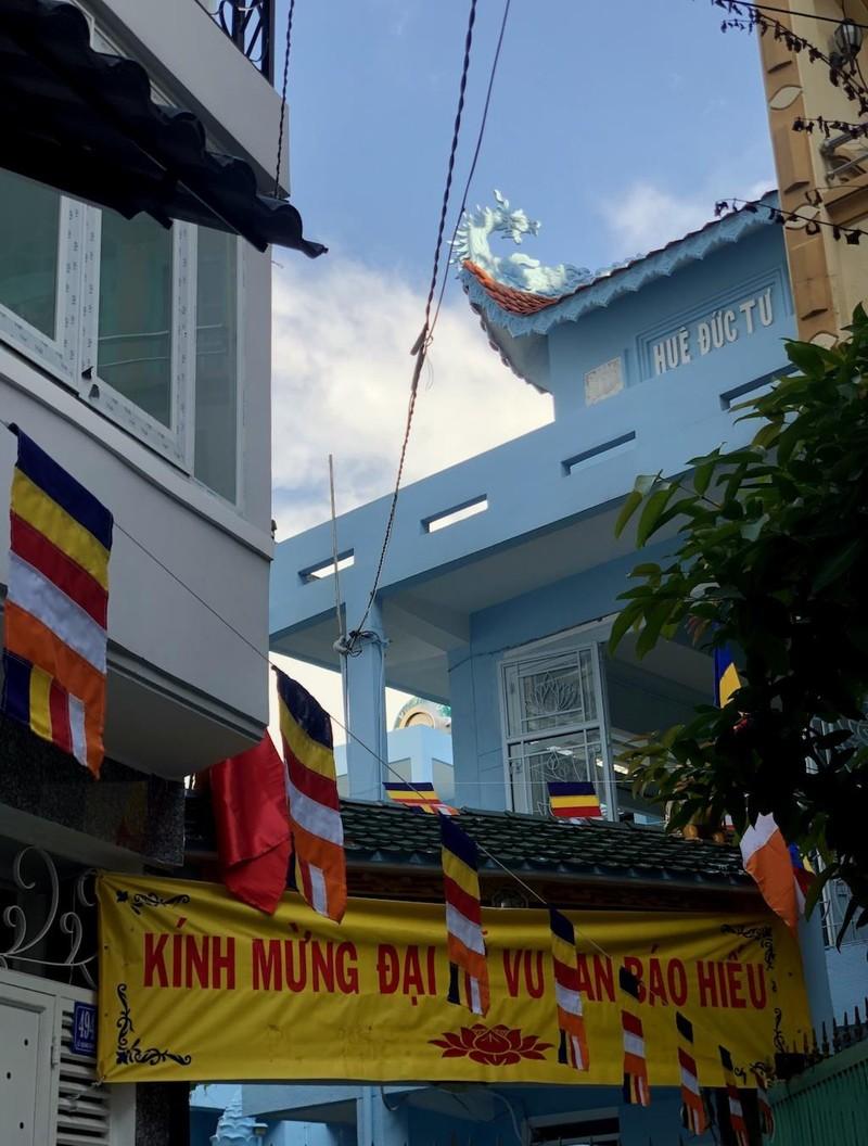 'Hẻm Phật' giữa lòng Sài Gòn - ảnh 4