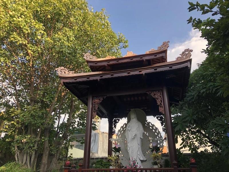 'Hẻm Phật' giữa lòng Sài Gòn - ảnh 7
