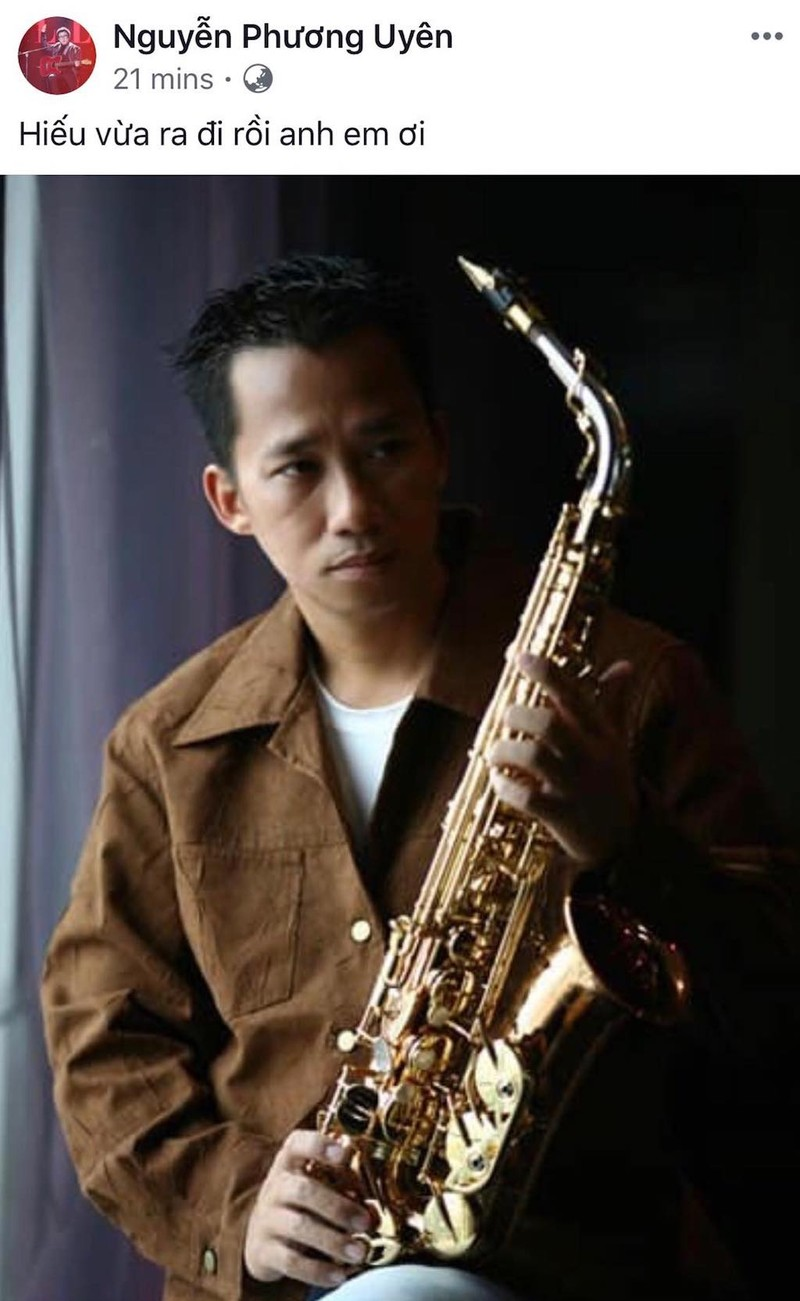 Nghệ sĩ saxophone Xuân Hiếu qua đời ở tuổi 47 - ảnh 1