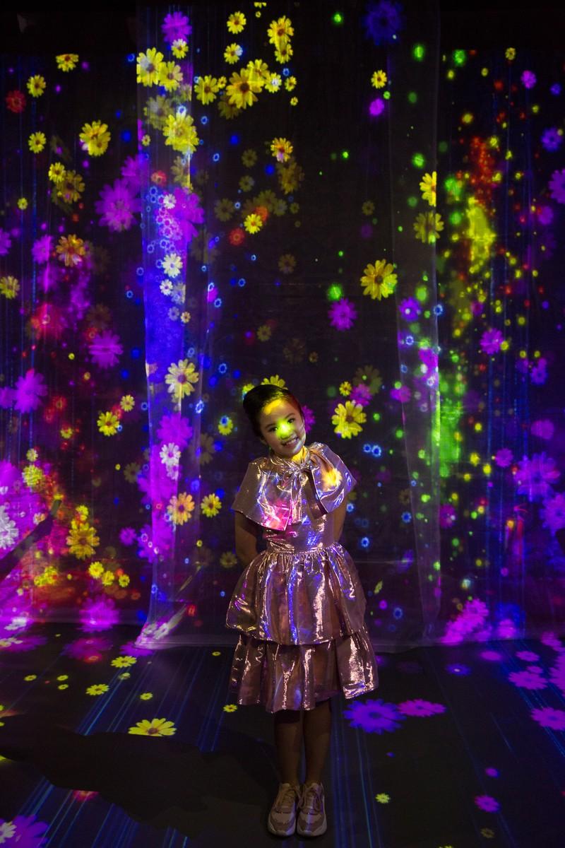 Người dânTP.HCM được trải nghiệm sân khấu hologram, 3D Mapping - ảnh 3