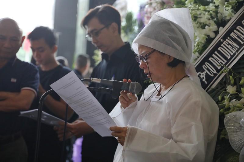 Tiễn biệt nhạc sĩ Nguyễn Văn Tý bằng ca khúc 'Mẹ yêu con' - ảnh 2