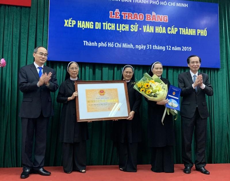 Xếp hạng di tích bốn địa danh Công giáo ở Sài Gòn từ thế kỷ 19 - ảnh 3