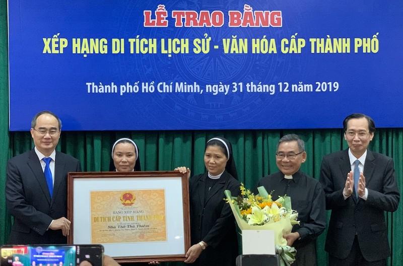Xếp hạng di tích bốn địa danh Công giáo ở Sài Gòn từ thế kỷ 19 - ảnh 2