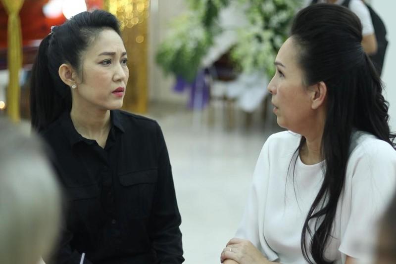 Nghệ sĩ tiếc thương tài tử Nguyễn Chánh Tín - ảnh 4